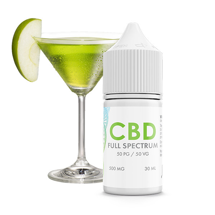 Appletini CBD E-Liquid Blend