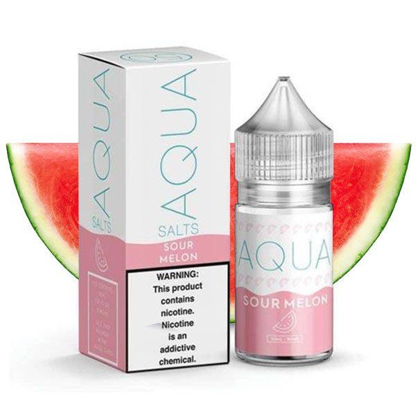 Aqua Nicotine Salts Fresh Swell (30mL)