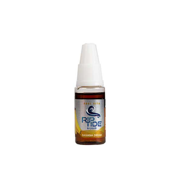 Banana Dream E-Liquid by Riptide (10mL)