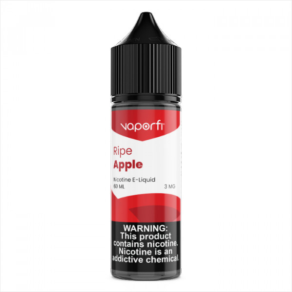 VaporFi Ripe Apple E-Liquid (60ML)