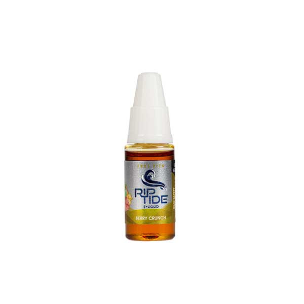 Berry Crunch E-Liquid by Riptide (10mL)