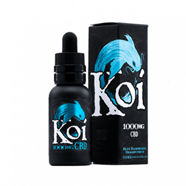 Blue Koi CBD Vape Juice (30mL)