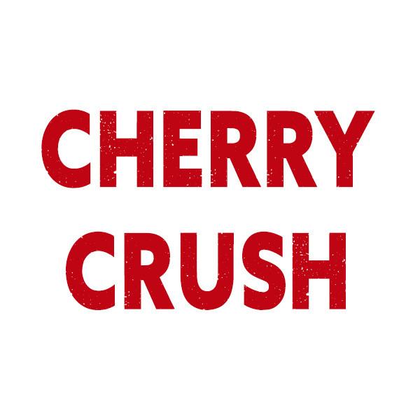 Cherry Crush Vape Juice