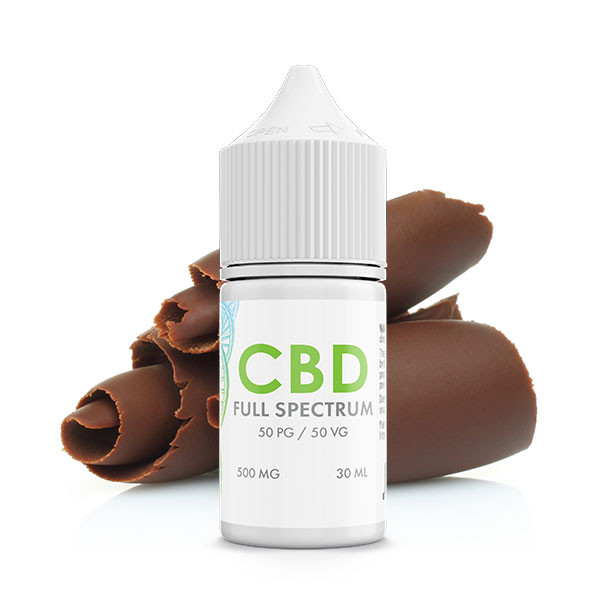 Chocolate Delight CBD E-Liquid Blend