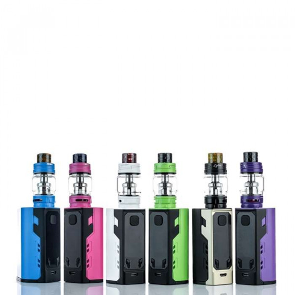 iJoy Captain X3 Triple 20700 324W TC Vape Starter Kit w/ Batteries