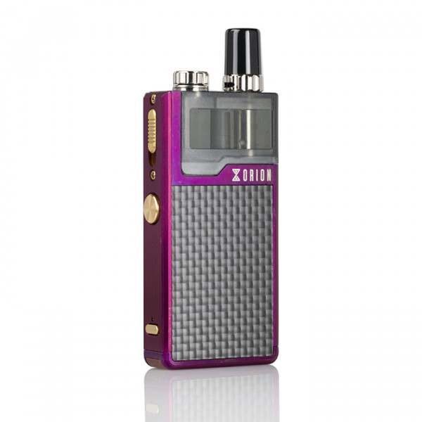 Orion DNA Plus Pod Starter Kit_Carbon Fiber Purple