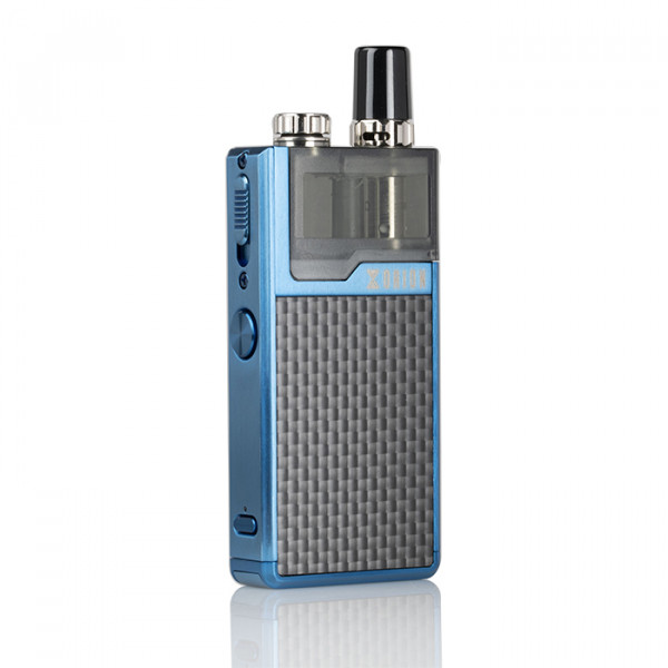 Orion DNA Plus Pod Starter Kit_Carbon Fiber Blue