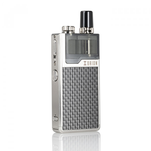 Orion DNA Plus Pod Starter Kit_Carbon Fiber Silver