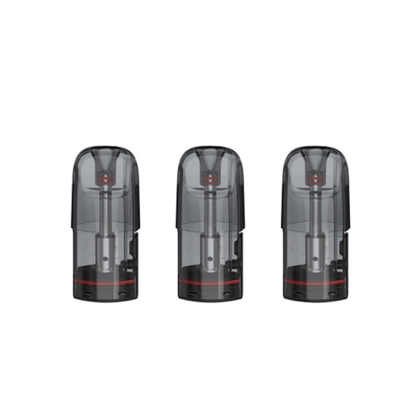 Smok Solus Replacement Pod - (3 Pack)