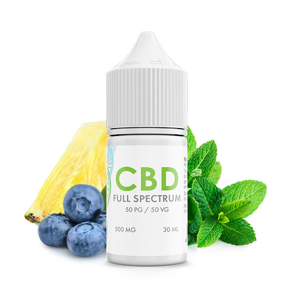 Tropical Blues CBD