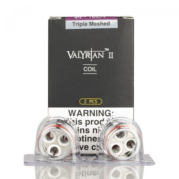 well Valyrian 2 Replacement Vape Coils (2-Pack)