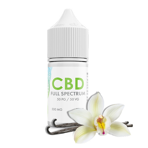 Very Vanilla CBD E-Liquid Blend