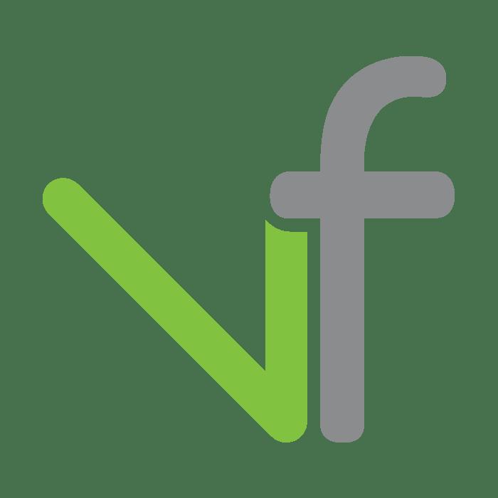 VaporFi Tall Artistic Drip Tip Pink & Blue