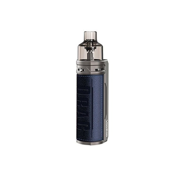 VooPoo Drag S Pod Starter Kit_Galaxy Blue