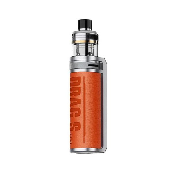 VooPoo Drag S Pro Starter Kit_California Orange
