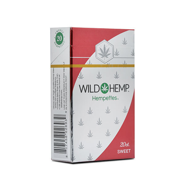 Wild Hemp Hemperettes - 1 Pack_Sweet