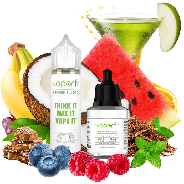 DIY Vape Juice | Make Your Own Custom E
