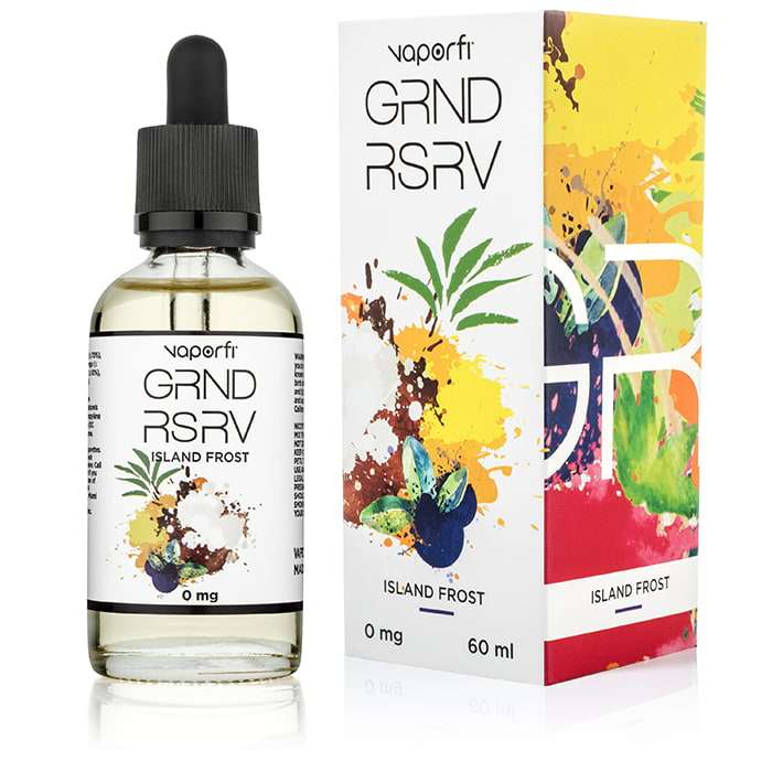 Menthol Vape Juice, E-Juice, & E-Liquid | VaporFi