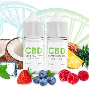 VaporFi CBD Custom Blend (30ml)