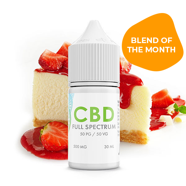 Strawberry Cheesecake CBD
