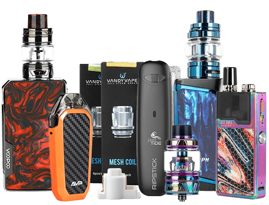 Vape devices - Now available