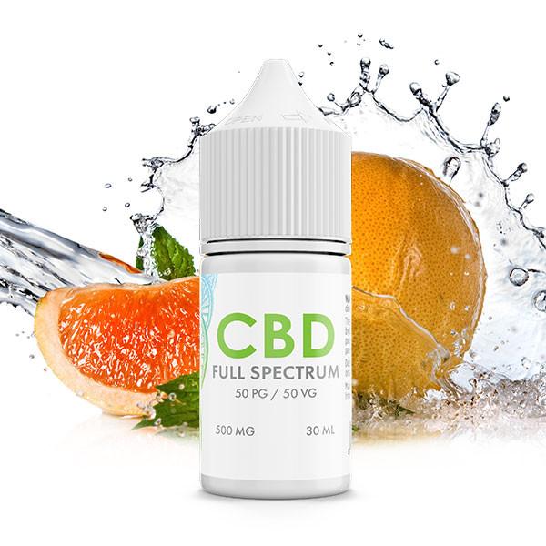 Cool Tropical Crush CBD