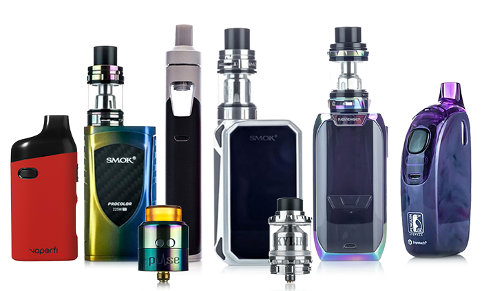 New Vape Brands