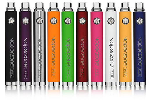 VaporFi Pro Starter Kit Batteries