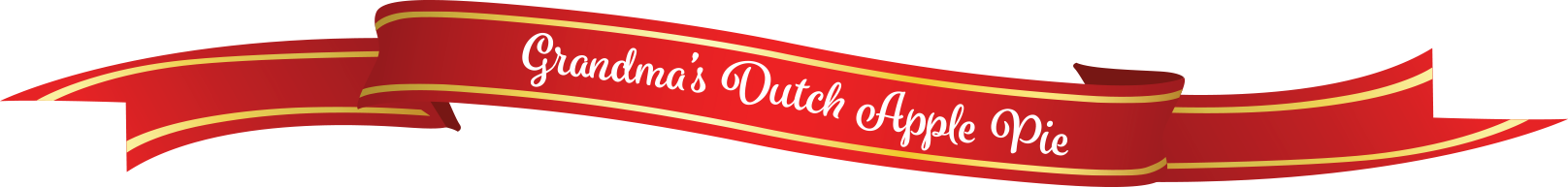 VaporFi Grandma's Dutch Apple Pie